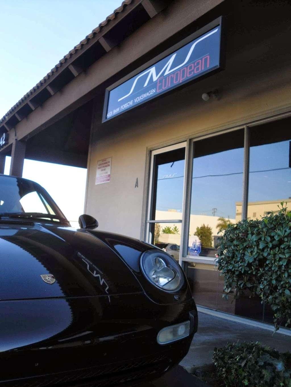 SMS European - car repair  | Photo 7 of 10 | Address: 5842 McFadden Ave, Suite A, Huntington Beach, CA 92649, USA | Phone: (714) 889-6553
