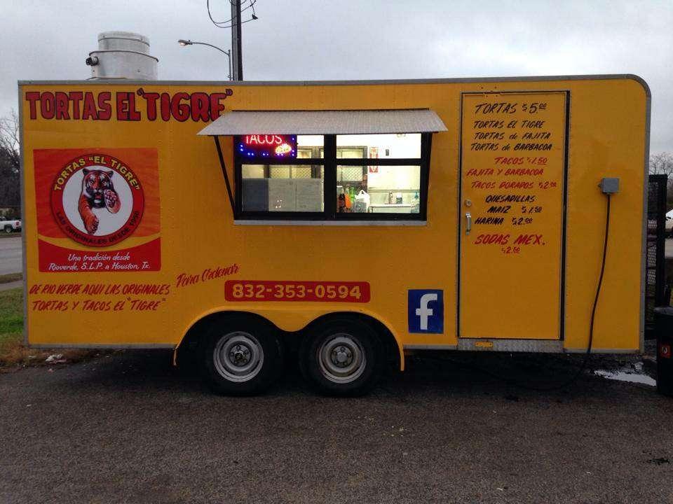 Tortas el TIGRE - restaurant    Photo 2 of 10   Address: 10501 Telephone Rd, Houston, TX 77075, USA   Phone: (832) 353-0594