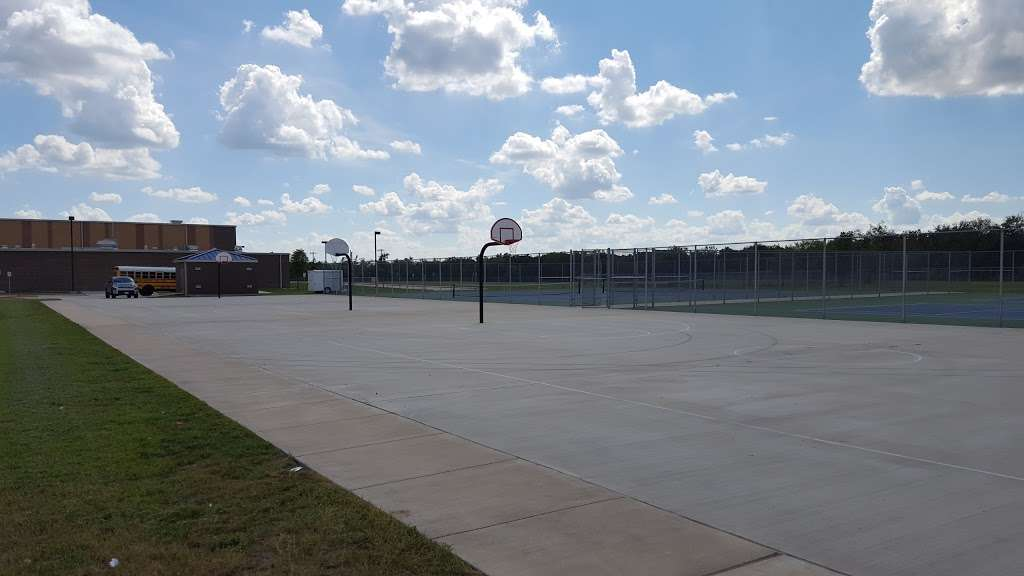 Dr. John Folks Middle School - school  | Photo 3 of 8 | Address: 9855 Swayback Ranch, San Antonio, TX 78254, USA | Phone: (210) 398-1600