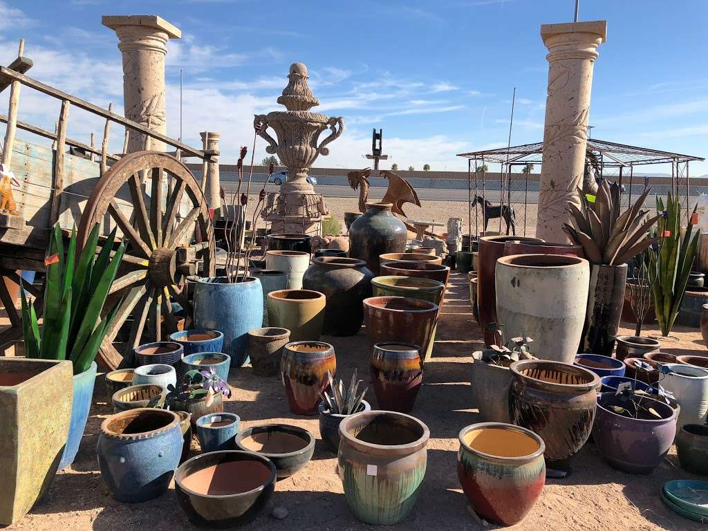 Little Baja Garden & Design - furniture store  | Photo 5 of 10 | Address: 3033 W Ford Ave, Las Vegas, NV 89139, USA | Phone: (702) 407-0020