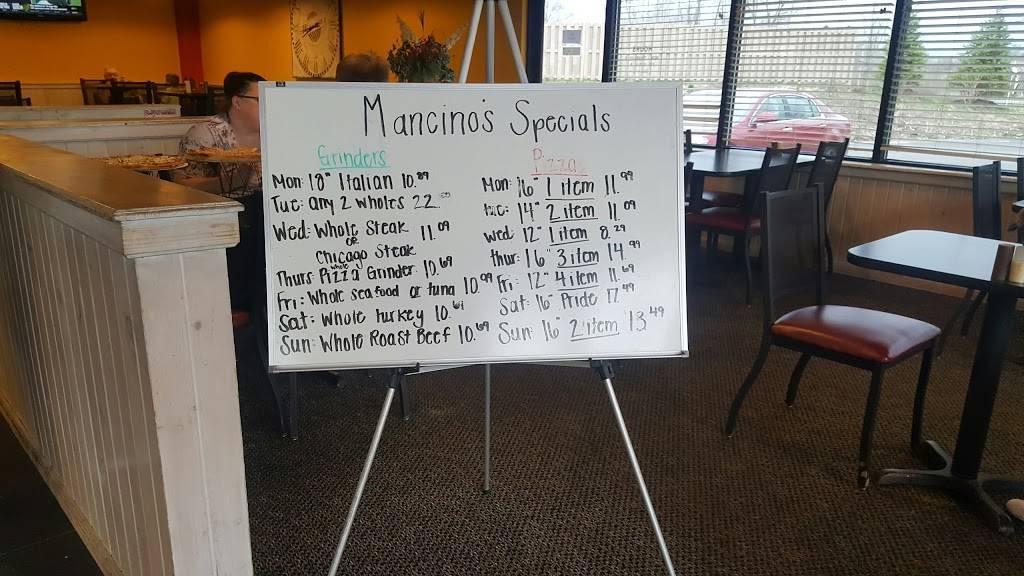Mancinos Pizza & Grinders - restaurant    Photo 8 of 10   Address: 7200 Lewis Ave # B1, Temperance, MI 48182, USA   Phone: (734) 847-5000