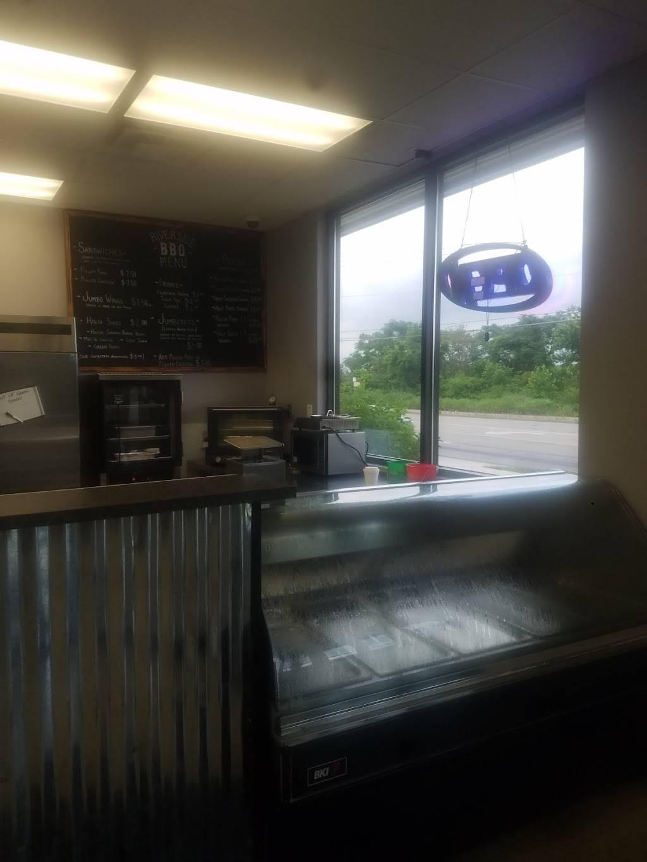 Riverside Bbq - gas station  | Photo 2 of 13 | Address: 2790 River Rd, Cincinnati, OH 45204, USA | Phone: (513) 620-7410