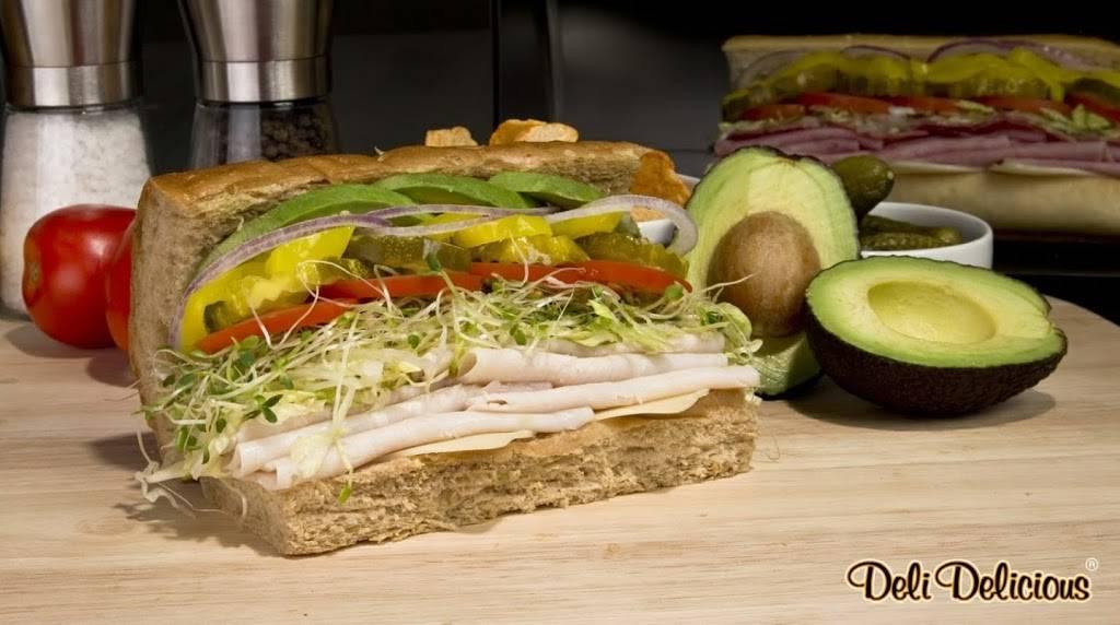 Deli Delicious - restaurant  | Photo 5 of 8 | Address: 2195 Shaw Ave Ste. #3, Clovis, CA 93611, USA | Phone: (559) 322-1183