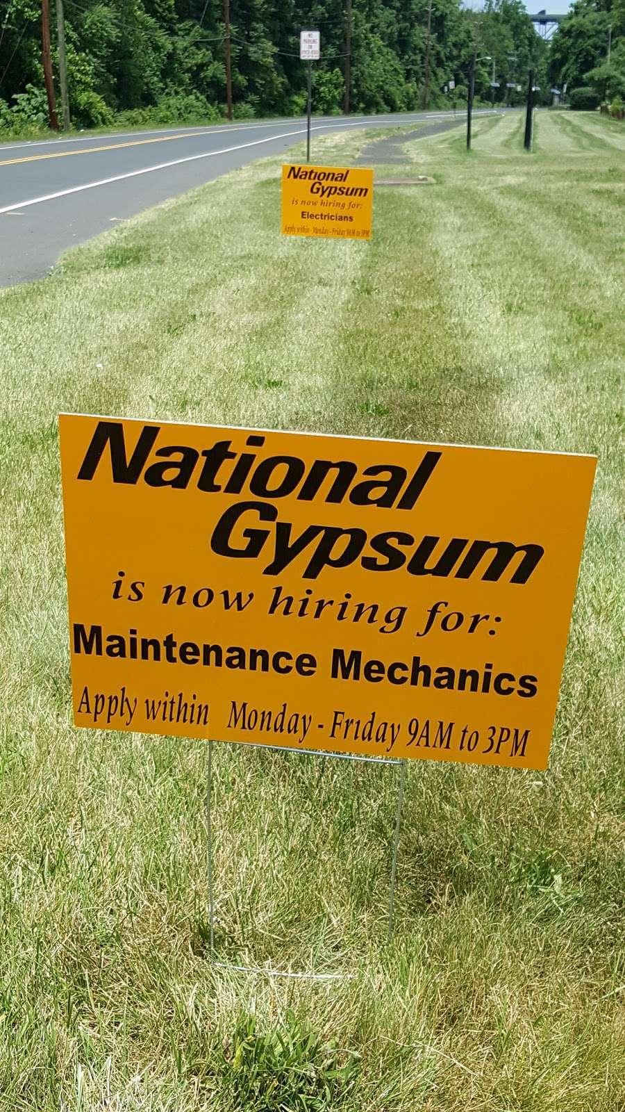 National Gypsum Co - hardware store  | Photo 4 of 5 | Address: 1818 River Rd, Burlington, NJ 08016, USA | Phone: (609) 499-3300