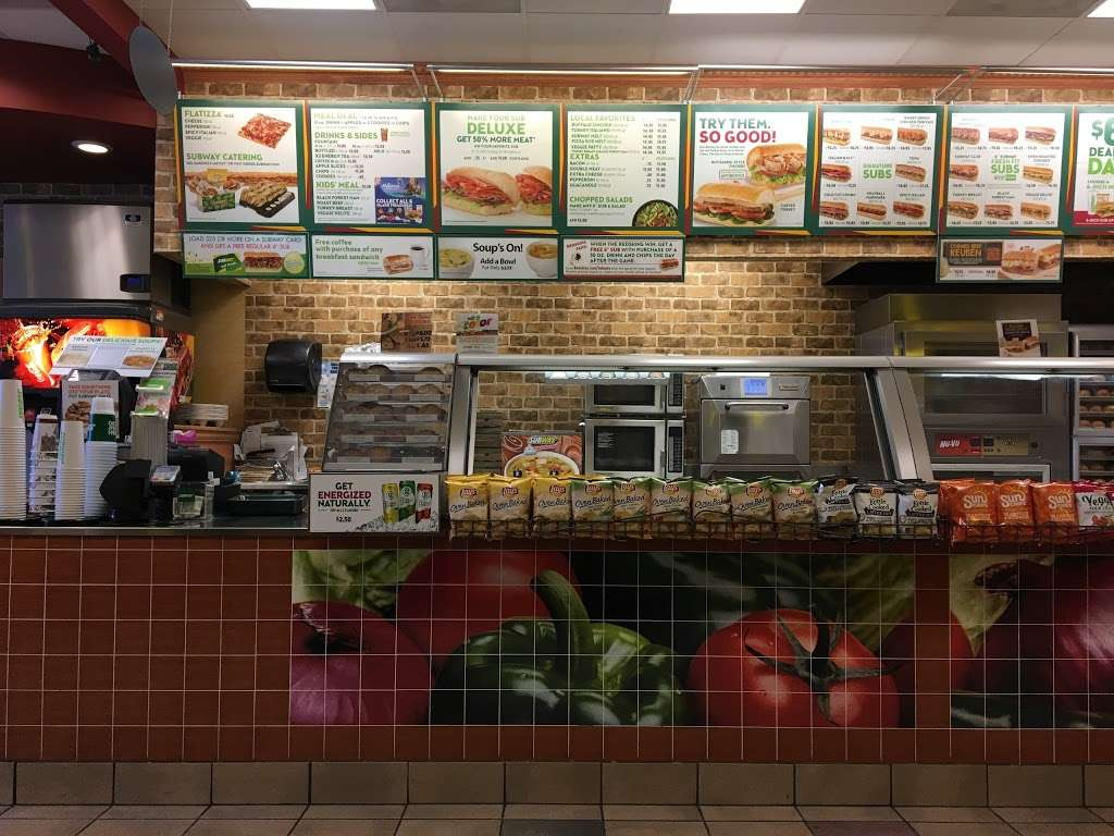 Subway - restaurant    Photo 8 of 10   Address: 12300 Price Club Plaza, Fairfax, VA 22030, USA   Phone: (703) 543-8157