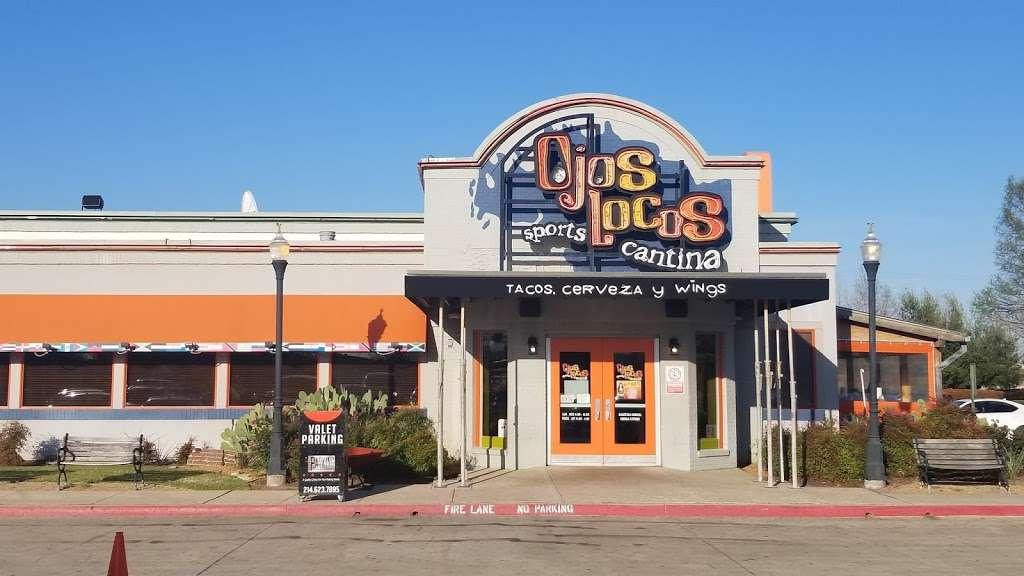 Ojos Locos Sports Cantina - Dallas - restaurant  | Photo 3 of 10 | Address: 10230 Technology Blvd E, Dallas, TX 75220, USA | Phone: (972) 354-5626