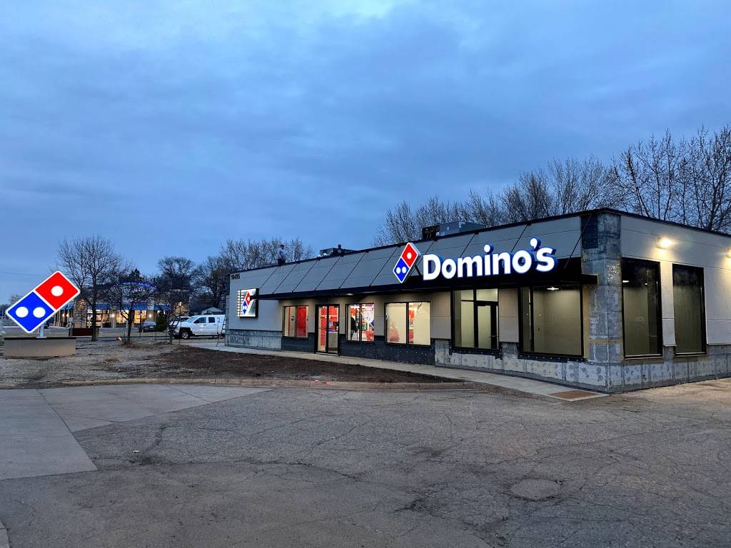 Dominos Pizza - meal delivery  | Photo 1 of 8 | Address: 10495 University Ave NE, Blaine, MN 55434, USA | Phone: (763) 757-3030