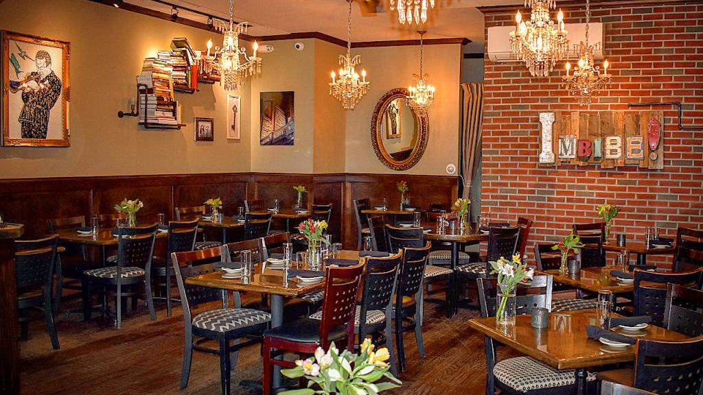 Bin 5 - restaurant    Photo 1 of 10   Address: 1233 Bay St, Staten Island, NY 10305, USA   Phone: (718) 448-7275