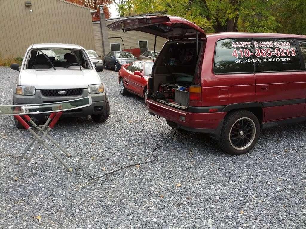 Scott S Auto Glass Repair 7030 Liberty Rd Baltimore Md 21207 Usa
