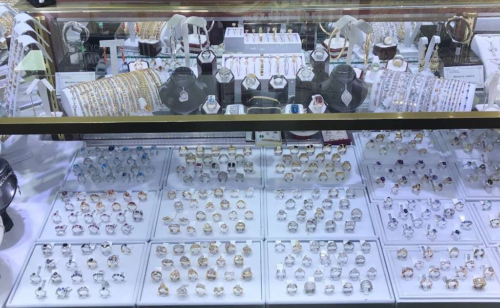 A Marsel's Jewelry - jewelry store  | Photo 1 of 10 | Address: 515 River Rd Booth 5 &, 7, Edgewater, NJ 07020, United States | Phone: (201) 342-4400
