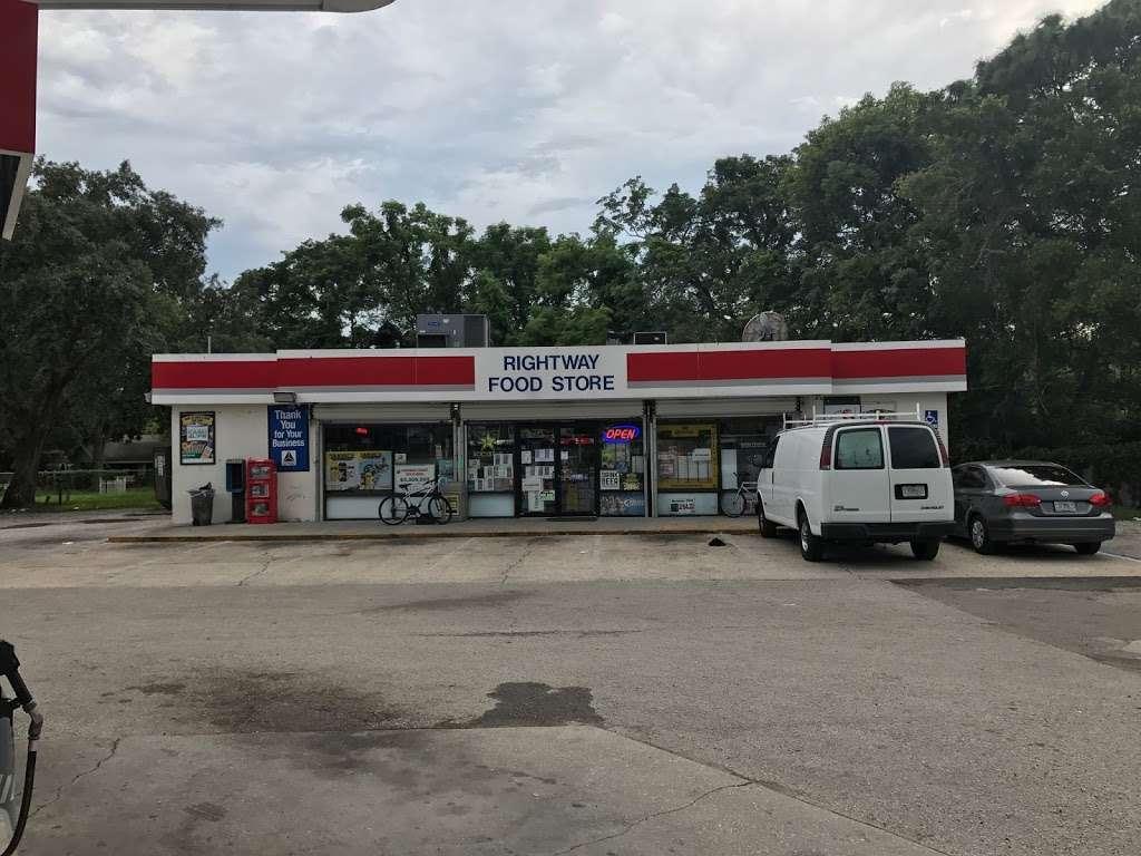 Right Way Food Store - gas station    Photo 3 of 6   Address: 4049, 6700 N Orange Blossom Trail, Orlando, FL 32810, USA   Phone: (407) 292-5453