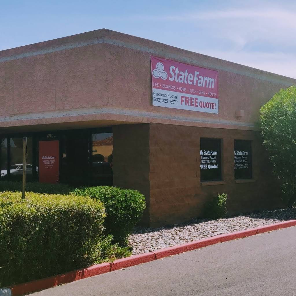 Giacomo Puccini - State Farm Insurance Agent - insurance agency  | Photo 2 of 8 | Address: 5900 N Granite Reef Rd #112, Scottsdale, AZ 85250, USA | Phone: (602) 325-6977