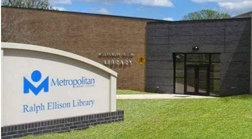 Metropolitan Library System - Ralph Ellison Library - library  | Photo 1 of 7 | Address: 2000 NE 23rd St, Oklahoma City, OK 73111, USA | Phone: (405) 424-1437