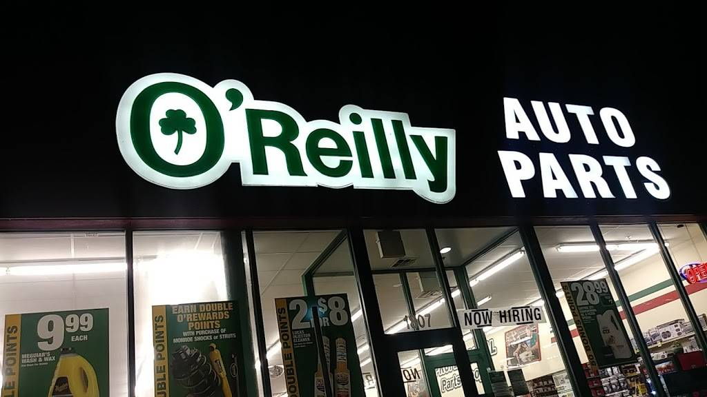 OReilly Auto Parts - electronics store  | Photo 1 of 9 | Address: 1807 W Audie Murphy Pkwy, Farmersville, TX 75442, USA | Phone: (972) 782-7987