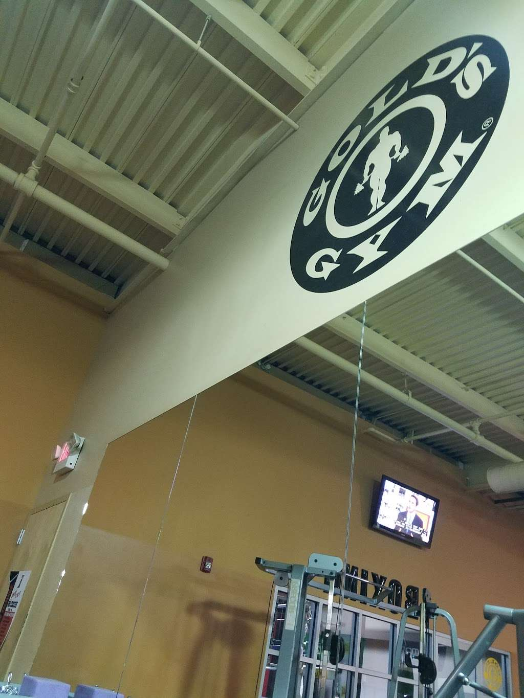 Golds Gym - gym    Photo 7 of 10   Address: 100 Hollister Rd, Teterboro, NJ 07608, USA   Phone: (201) 288-6000