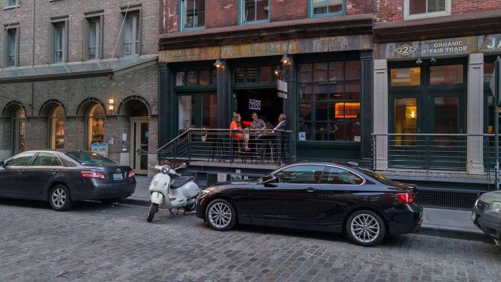 Bin No 220 - restaurant    Photo 7 of 8   Address: 220 Front St, New York, NY 10038, USA   Phone: (212) 374-9463