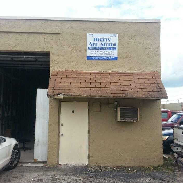 Liberty Armament Manufacturing LLC - store  | Photo 1 of 1 | Address: W State Rd 84, Davie, FL 33314, USA | Phone: (754) 201-0891