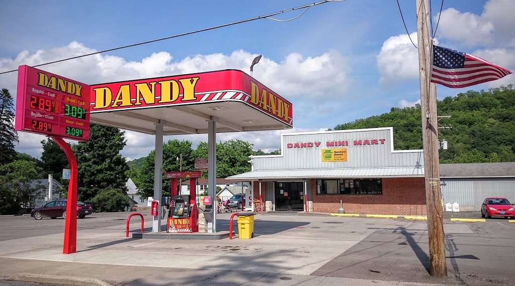 Dandy Mini Mart - convenience store  | Photo 1 of 5 | Address: 85 Front St, New Albany, PA 18833, USA | Phone: (570) 363-2009
