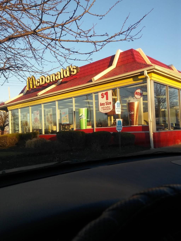 McDonalds - cafe  | Photo 1 of 10 | Address: 9101 Kinsman Ave, Cleveland, OH 44104, USA | Phone: (216) 721-3111