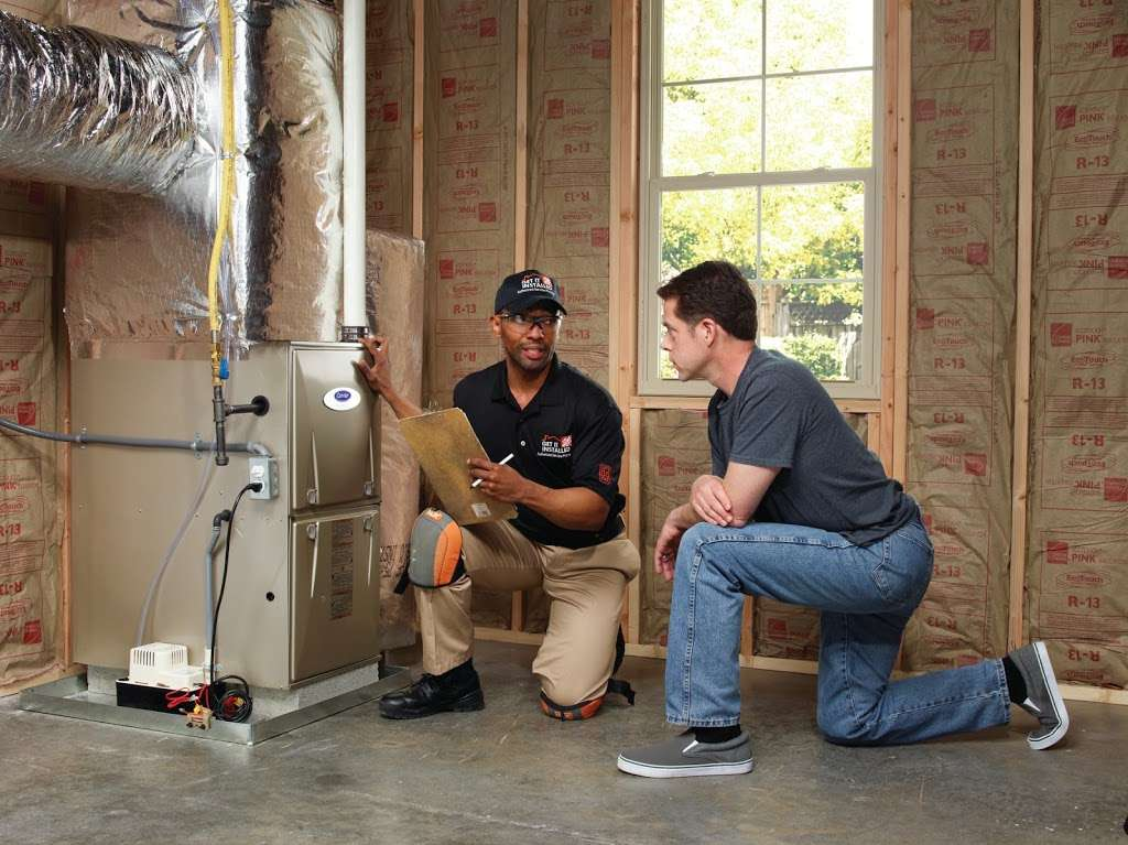 Home Services at The Home Depot - plumber  | Photo 6 of 10 | Address: 1055 Paterson Plank Rd, Secaucus, NJ 07094, USA | Phone: (201) 366-2966