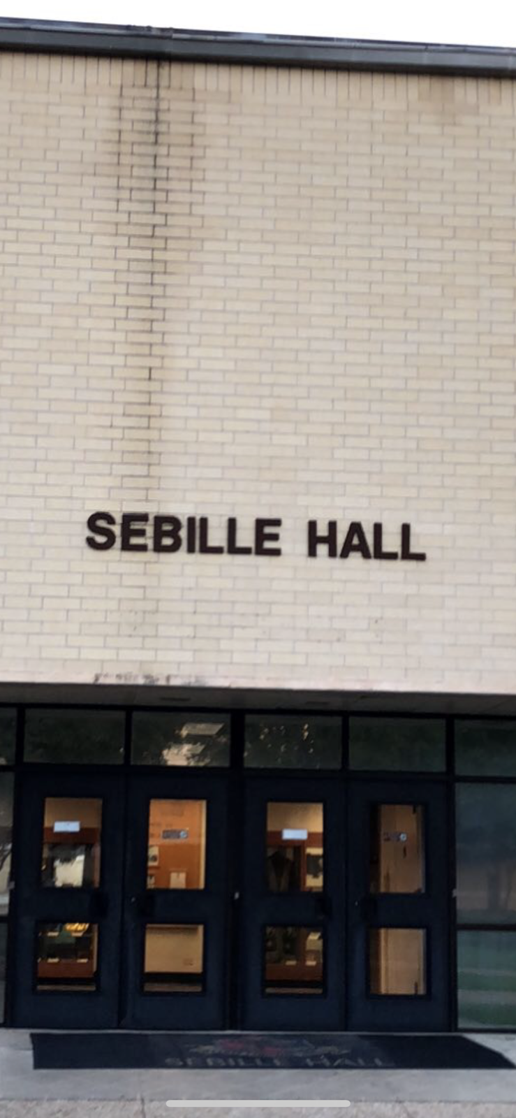 Sebille Hall - library  | Photo 2 of 2 | Address: Lackland AFB, San Antonio, TX 78236, USA