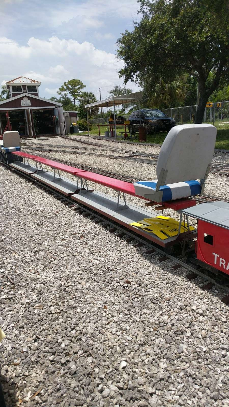 Tradewinds & Atlantic Railroad - museum  | Photo 5 of 10 | Address: Coconut Creek, FL 33073, USA | Phone: (954) 494-6877