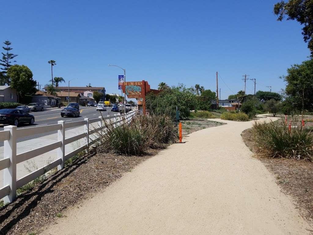 Long Beach Greenbelt - museum    Photo 9 of 10   Address: 799-701 Bennett Ave, Long Beach, CA 90804, USA