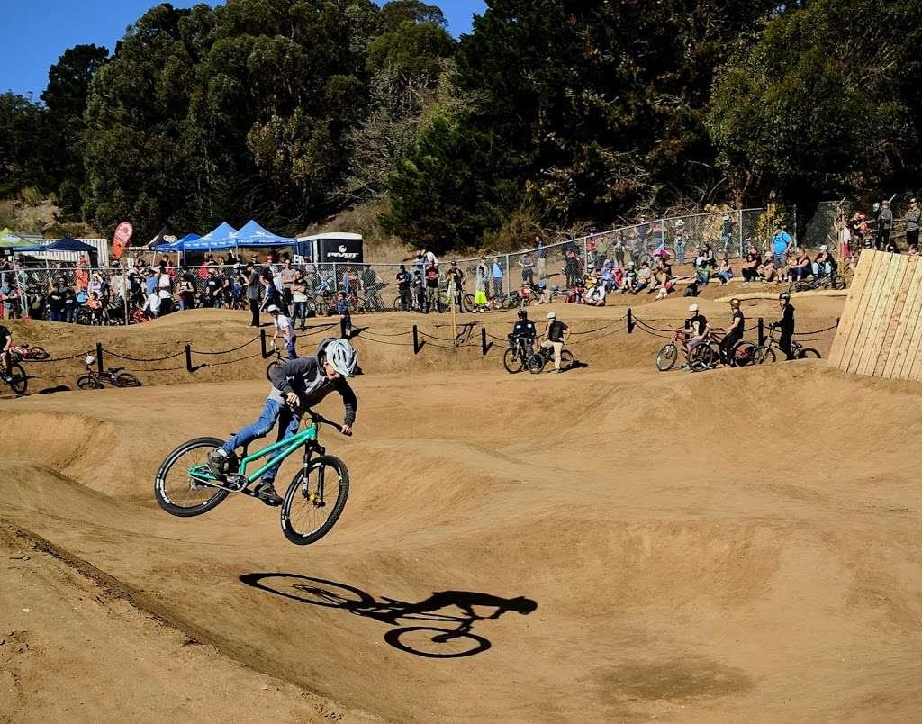McLaren Bike Park - gym  | Photo 3 of 7 | Address: 2050 Sunnydale Ave, San Francisco, CA 94134, USA