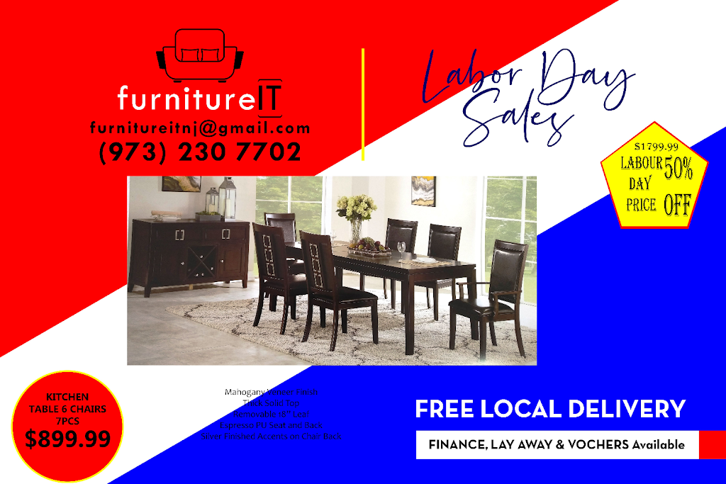 Furniture IT - furniture store  | Photo 8 of 10 | Address: 548 Springfield Ave, Newark, NJ 07103, USA | Phone: (973) 230-7702