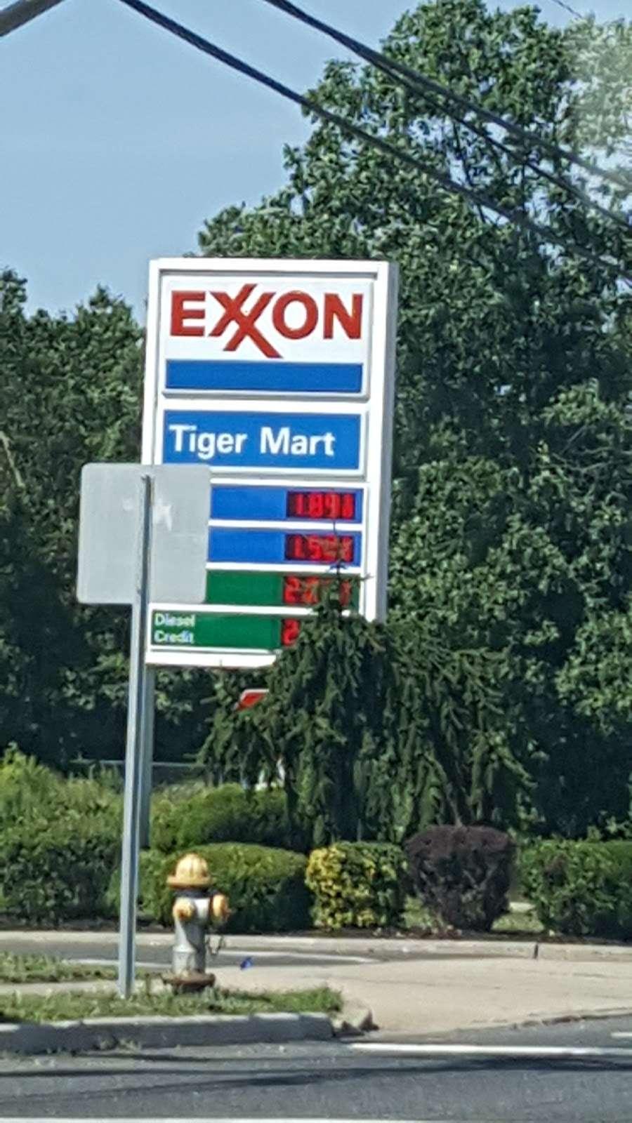 Exxon - Gas station | 2096 Lakewood Rd, Toms River, NJ 08755