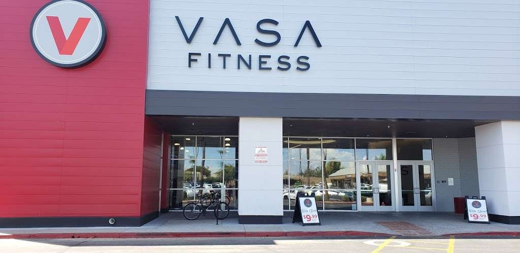 VASA Fitness - gym    Photo 7 of 9   Address: 4255 W Thunderbird Rd, Phoenix, AZ 85053, USA   Phone: (602) 603-0811