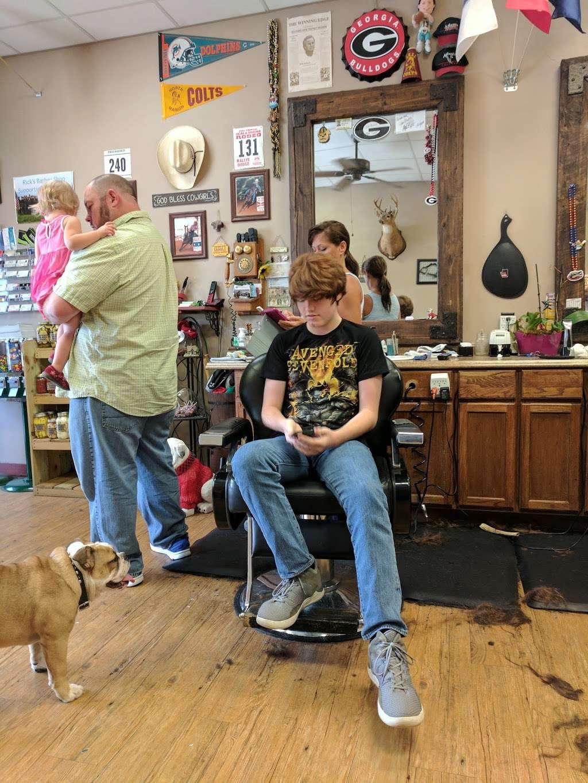 Glyna Maes Barber Shop - hair care  | Photo 7 of 10 | Address: 3250 SE 58th Ave, Ocala, FL 34480, USA | Phone: (352) 694-1500