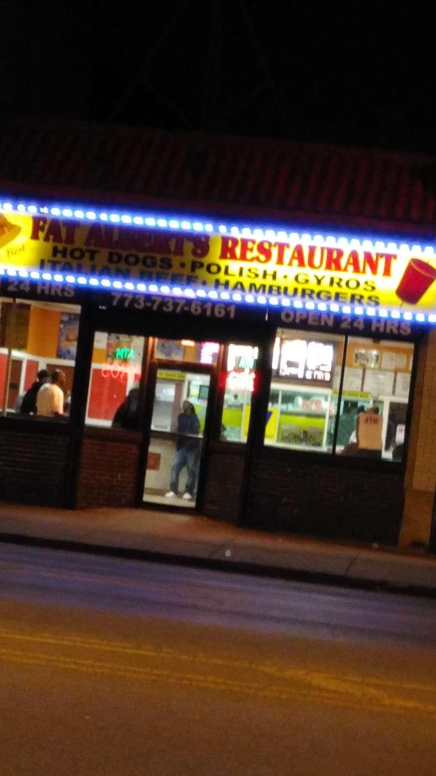 Fat Albert - restaurant    Photo 10 of 10   Address: 6854 S Ashland Ave, Chicago, IL 60636, USA   Phone: (773) 737-6161