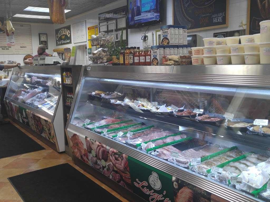 Luigi Deli Meat Market - restaurant  | Photo 5 of 10 | Address: 424 Dover Rd, Toms River, NJ 08757, USA | Phone: (732) 341-0630