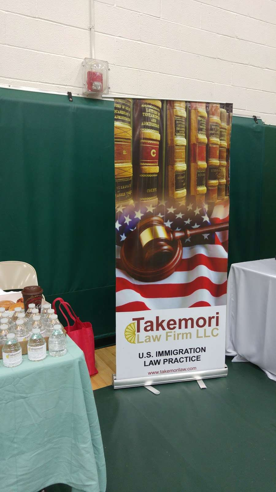 Takemori Law Firm LLC - store  | Photo 9 of 10 | Address: 12401 Middlebrook Road #240, Germantown, MD 20874, USA | Phone: (240) 644-2637