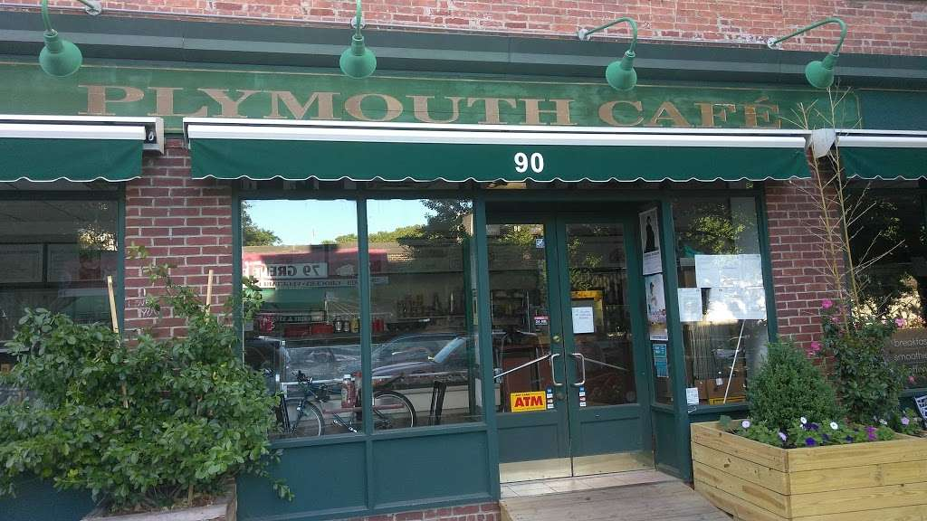 Plymouth Cafe - cafe  | Photo 2 of 10 | Address: 90 Henry St, Brooklyn, NY 11201, USA | Phone: (718) 624-0074
