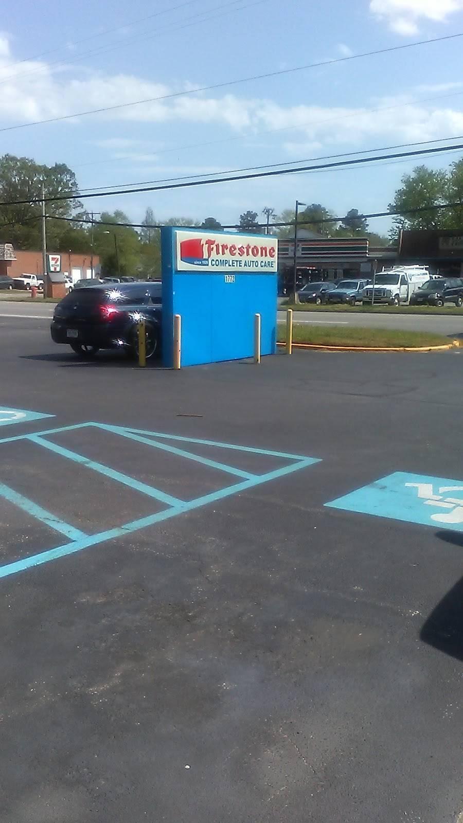 Firestone Complete Auto Care - car repair  | Photo 7 of 10 | Address: 1772 Virginia Beach Blvd, Virginia Beach, VA 23454, USA | Phone: (757) 918-7831