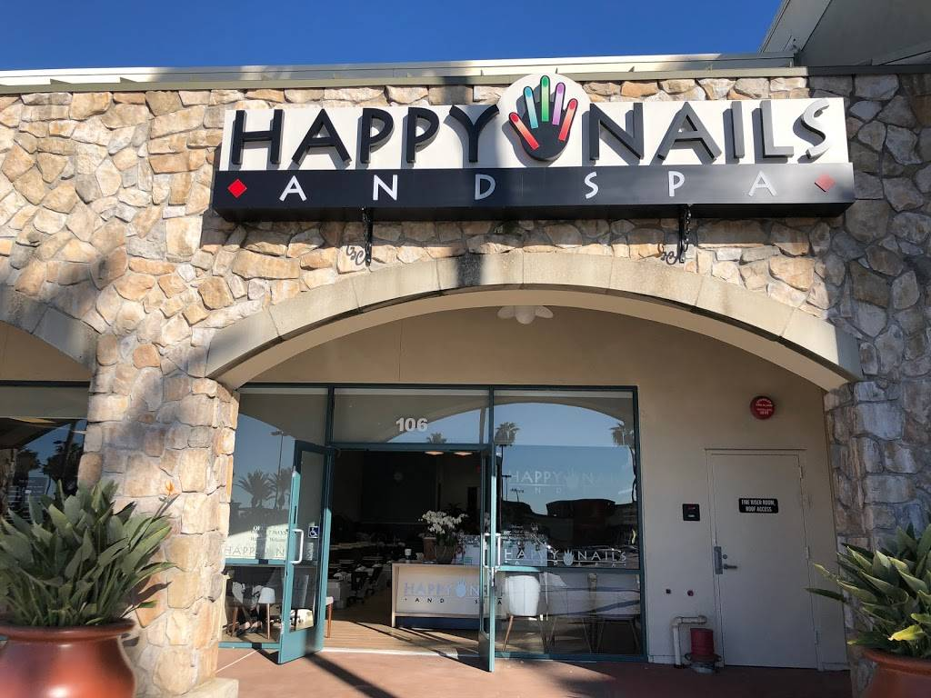 Happy Nails And Spa Of SeaCliff - hair care    Photo 1 of 3   Address: 7151 Yorktown Ave, Huntington Beach, CA 92648, USA   Phone: (714) 536-1661