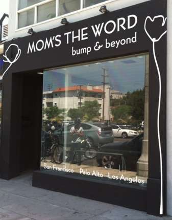 Moms the Word LA - clothing store  | Photo 8 of 10 | Address: 7952 W 3rd St, Los Angeles, CA 90048, USA | Phone: (323) 879-9838
