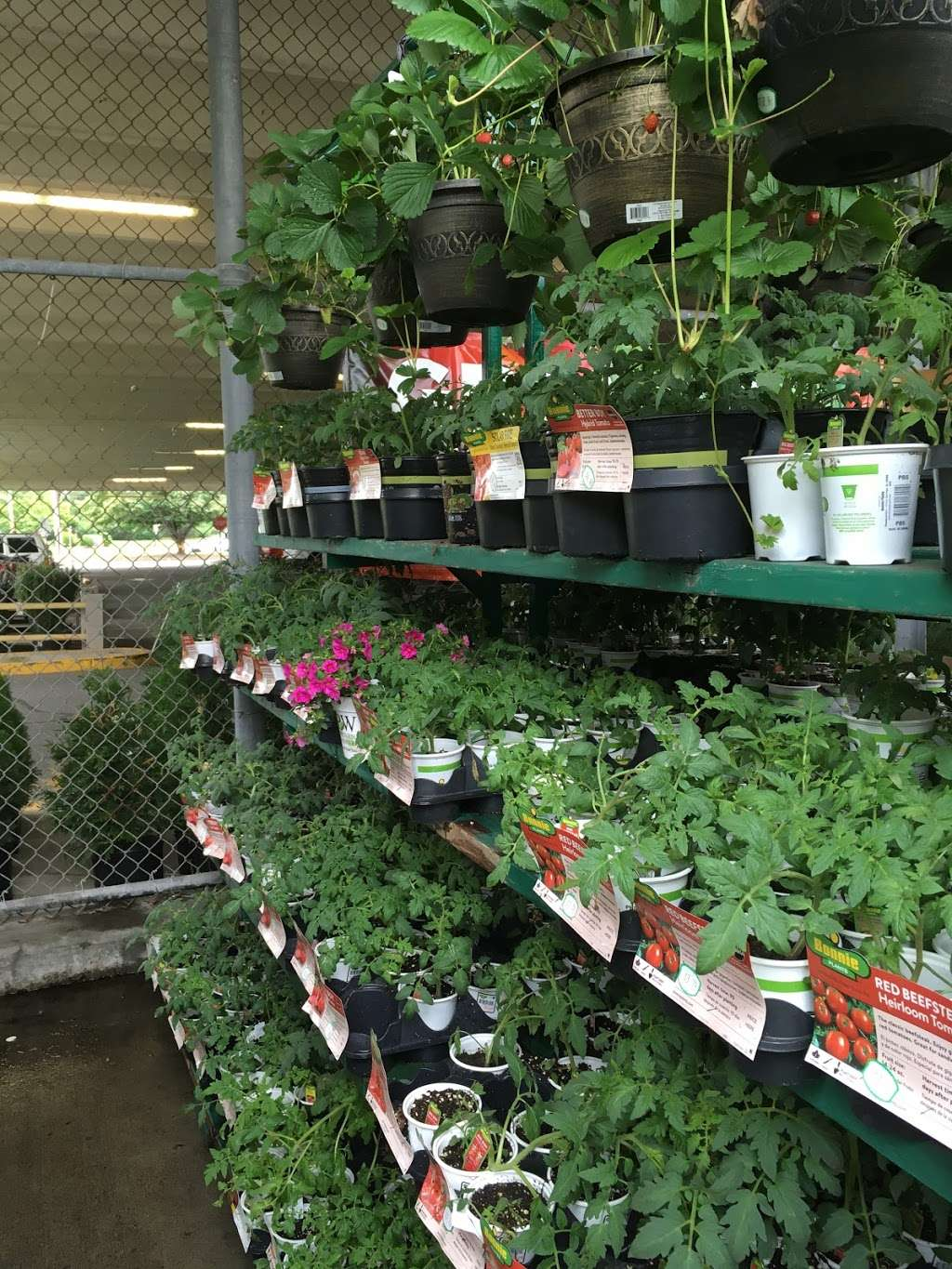 Garden Center at The Home Depot - furniture store  | Photo 3 of 3 | Address: 1055 Paterson Plank Rd, Secaucus, NJ 07094, USA | Phone: (201) 271-1200