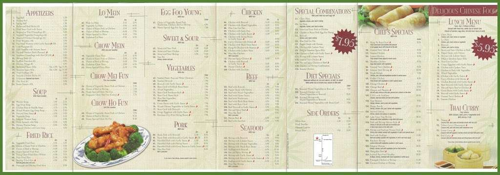 Kais Chinese Kitchen - restaurant    Photo 6 of 10   Address: 145 NY-22, Pawling, NY 12564, USA   Phone: (845) 289-0468
