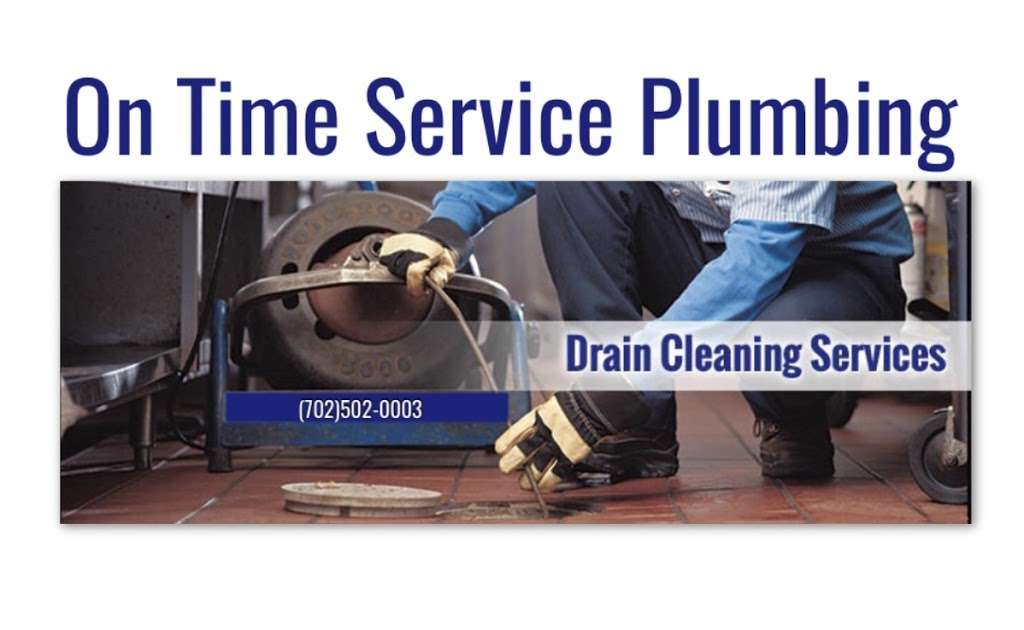 ON TIME SERVICE AAAOT INC - plumber    Photo 2 of 9   Address: 6069 S Fort Apache Rd, Las Vegas, NV 89148, USA   Phone: (702) 502-0003