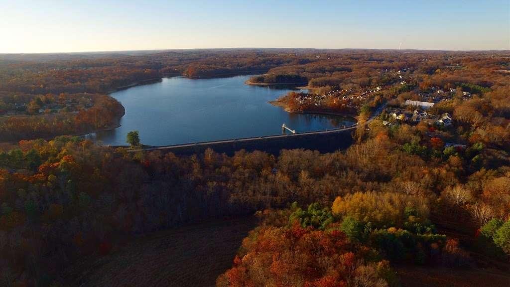 Springton Reservoir picnic pavilion - park  | Photo 3 of 3 | Address: 1071 Media Line Rd, Newtown Square, PA 19073, USA