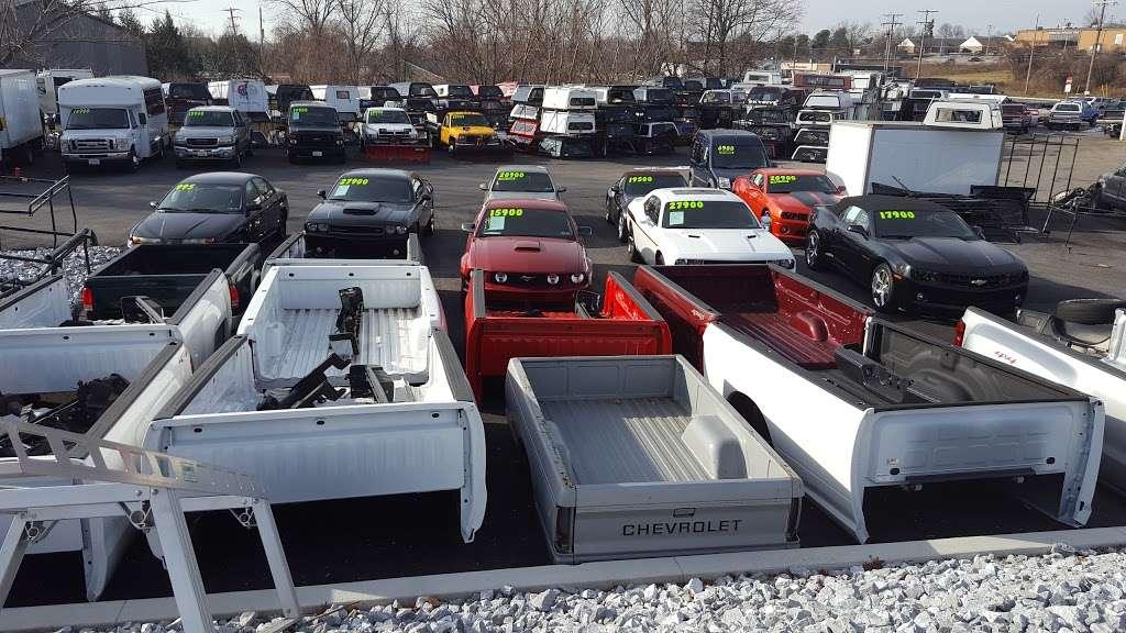 M&M Inc. - car dealer    Photo 10 of 10   Address: 2875 E Prospect Rd, York, PA 17402, USA   Phone: (717) 755-3841