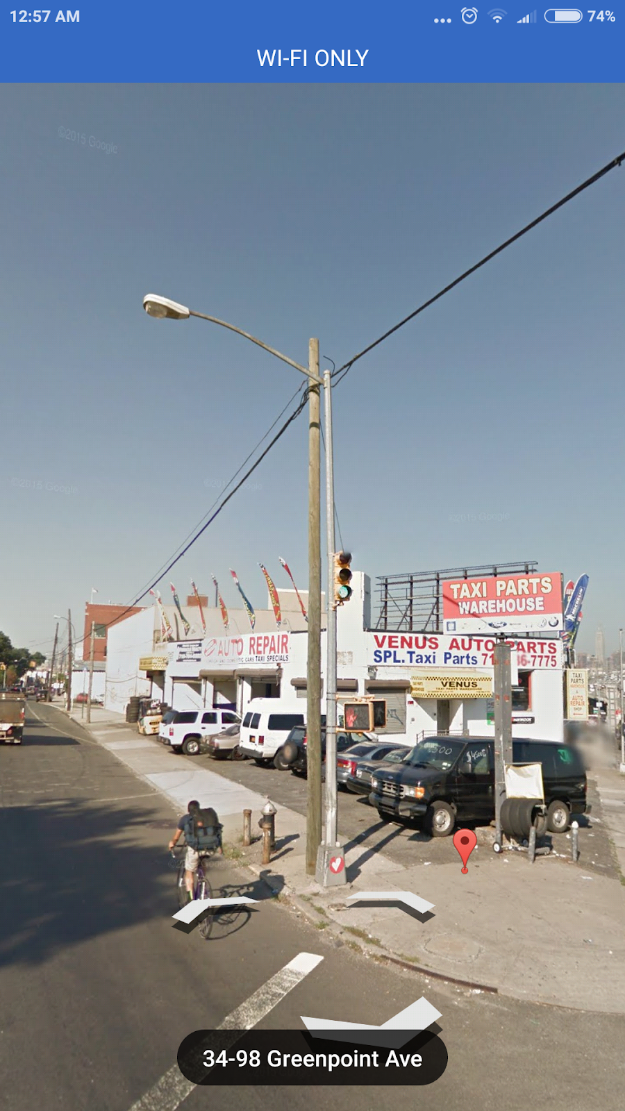 Automobile & Tyre repair shop - car repair  | Photo 2 of 2 | Address: 3421 Greenpoint Ave, Long Island City, NY 11101, USA | Phone: (347) 901-8490