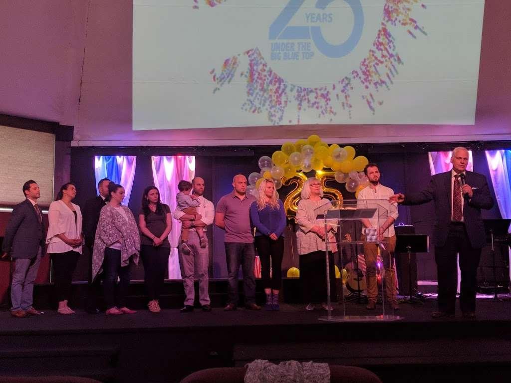 Trinity Assembly of God Church - church  | Photo 1 of 6 | Address: 2119 Hartford Ave, Johnston, RI 02919, USA | Phone: (401) 934-0202