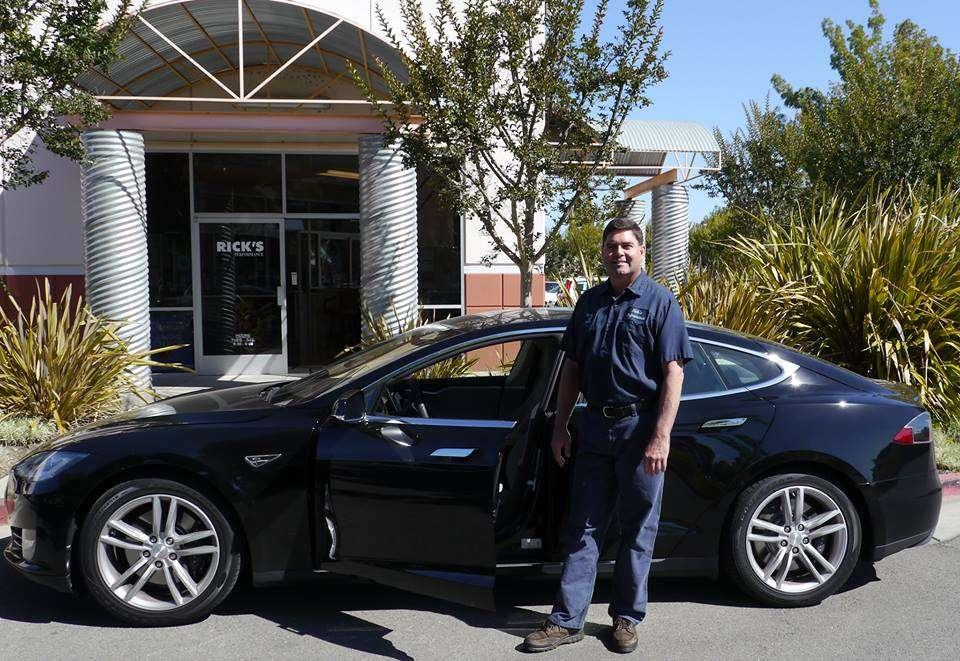 Rick's Mazda and Nissan Repair - car dealer  | Photo 6 of 6 | Address: 3295 Bernal Ave A, Pleasanton, CA 94566, USA | Phone: (925) 484-3220