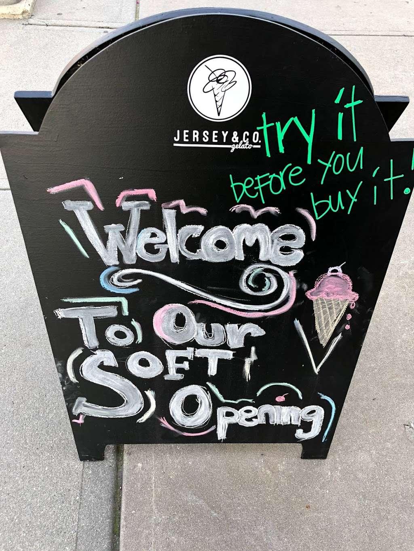 Jersey & CO. Gelato - cafe    Photo 2 of 9   Address: 55 Mallory Ave, Jersey City, NJ 07305, USA   Phone: (201) 936-2893
