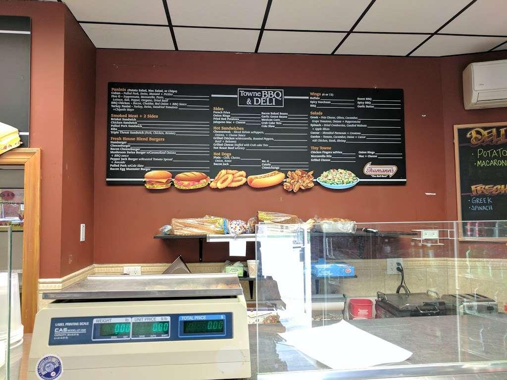 TowneBBQ - restaurant    Photo 9 of 10   Address: 1554 Paterson Plank Rd, Secaucus, NJ 07094, USA   Phone: (201) 210-2222