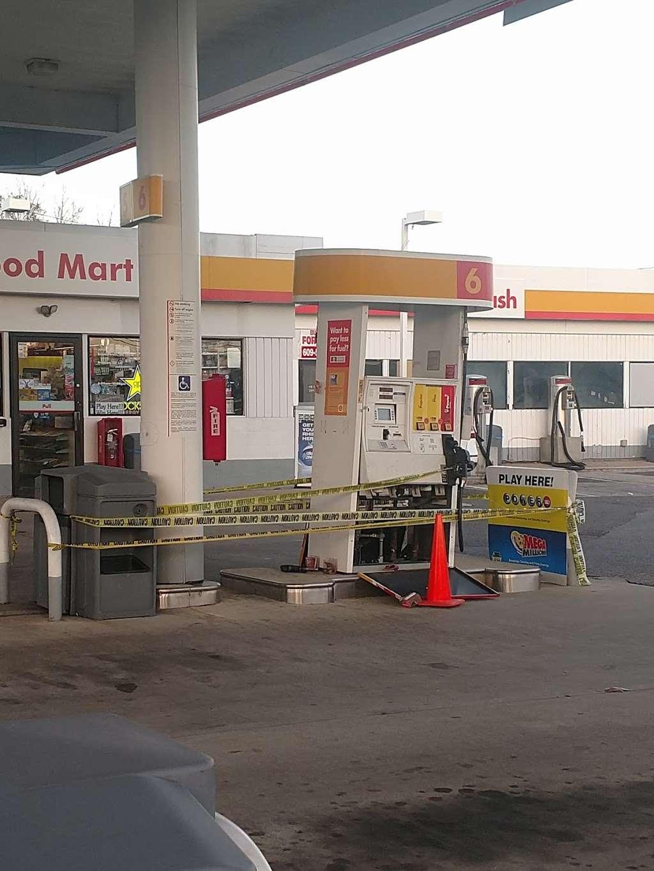 Shell - gas station    Photo 3 of 4   Address: 3919 Edgmont Ave, Brookhaven, PA 19015, USA   Phone: (610) 876-1929